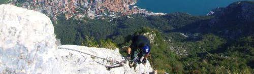 Ferrata Via  dell'Amicizia