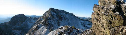 The Ogre - East Ridge of She Devil
