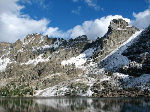 Babel and Baal from Sheep Lake