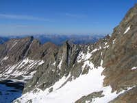 Murztalersteig ridge