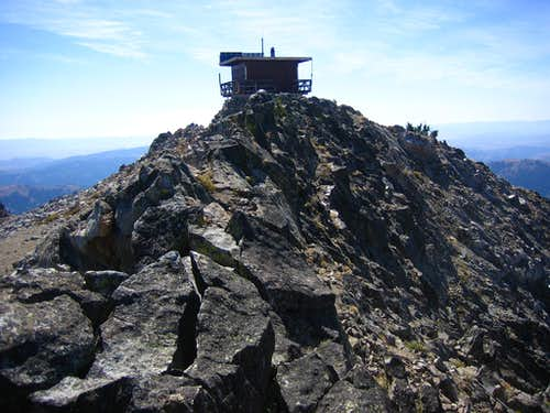 Iron Mountain Lookout