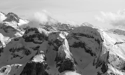 Chablais + Mont-Blanc