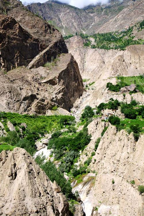 A Village of Baltistan