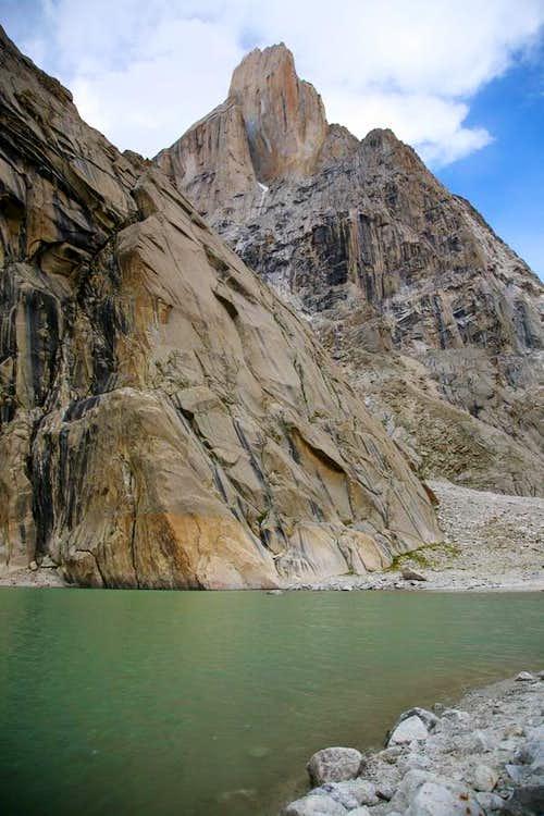Great Trango Towers, Karakoram, Baltistan