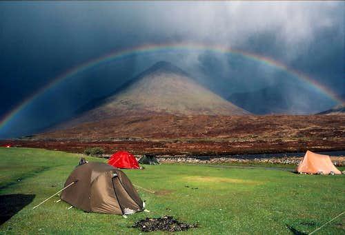 Sligachan Rainbow