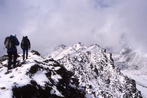 On the Five Sisters of Kintail