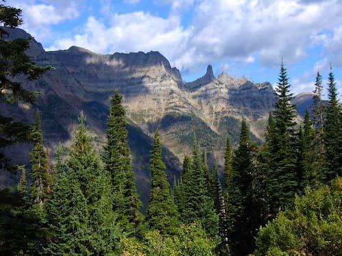 The Citadel Peaks