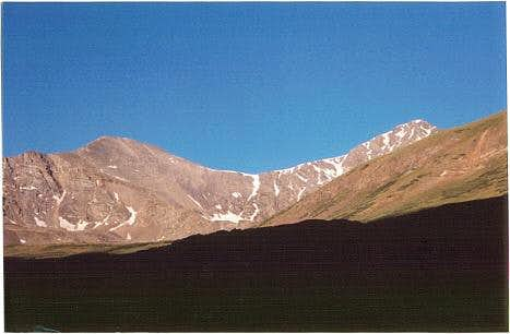 Grays and Torreys: The toughest part was the drive to the trailhead!