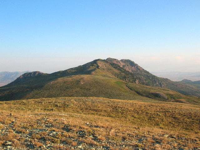 Oxford Peak