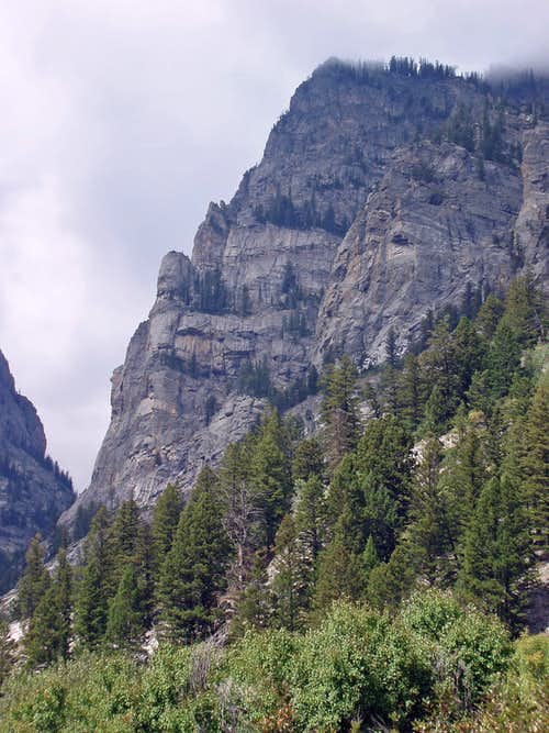 Death Canyon, Tetons