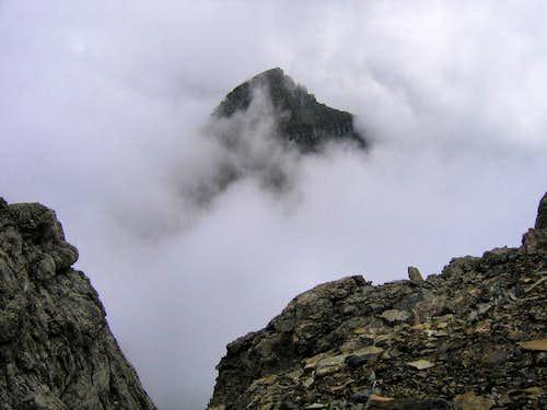 Peak 8541 and Clouds...