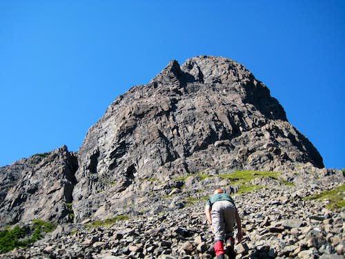 Pinder Peak SE Ridge