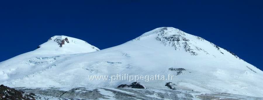 Mount Elbrus Ascent 2007