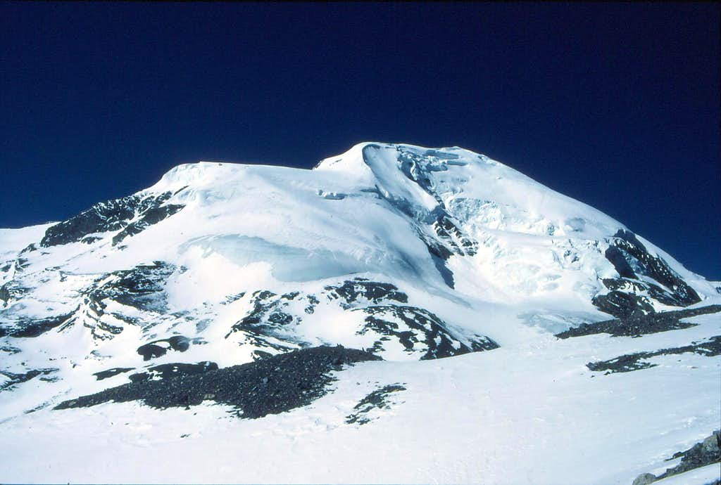Thorung Peak from the east