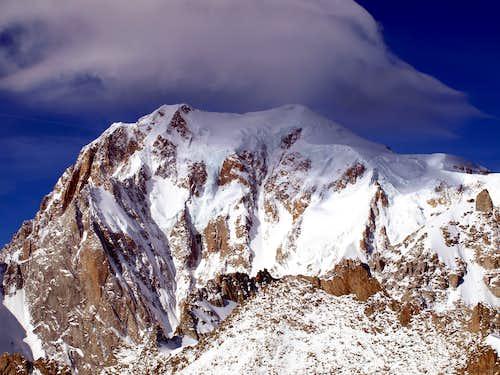 Le Mont Blanc (4811m)