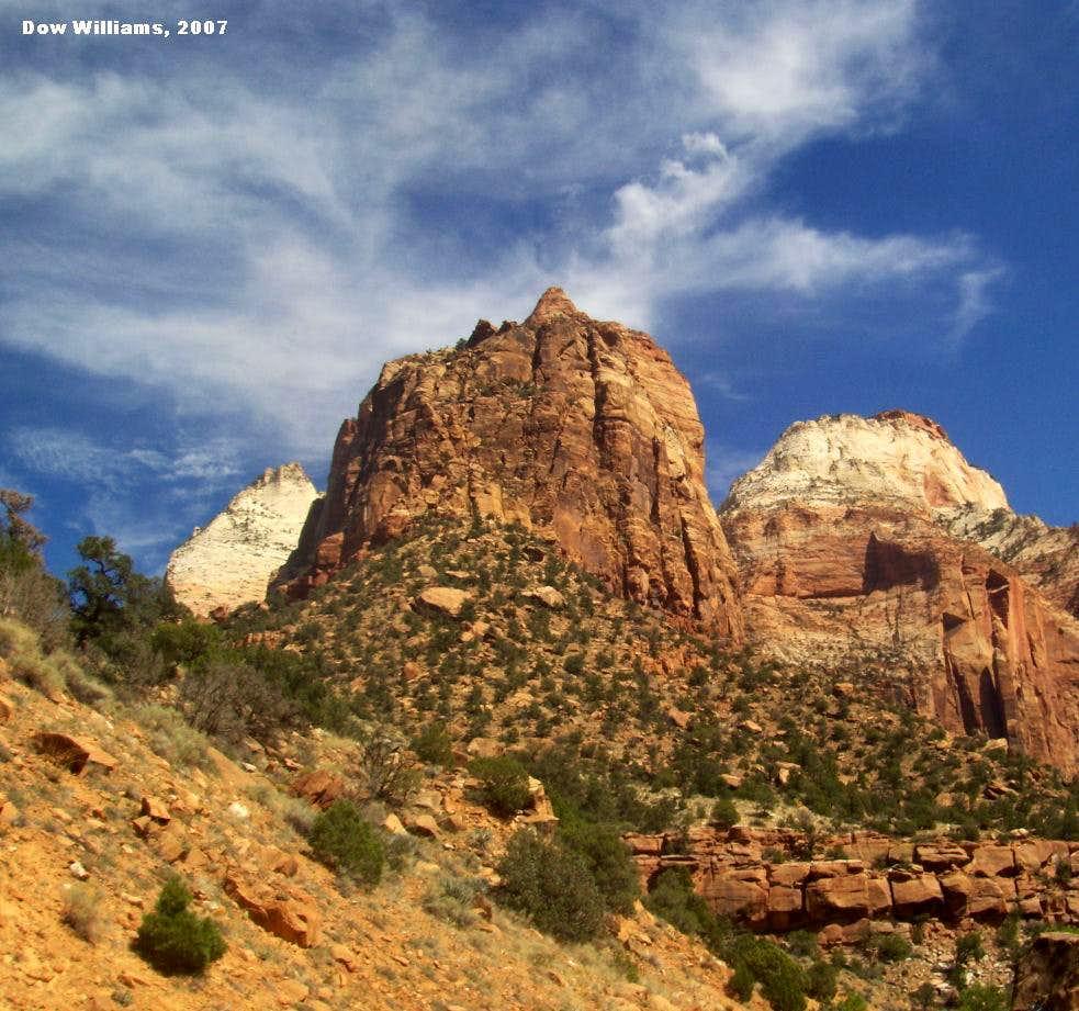 Mount Spry