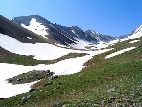 Meeshchal, Sarkharsang & Kholeno Glacier