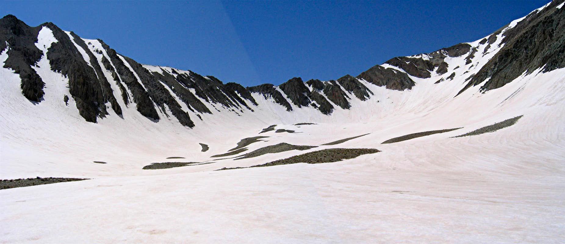 U-Shaped Valley : Photos, Diagrams & Topos : SummitPost
