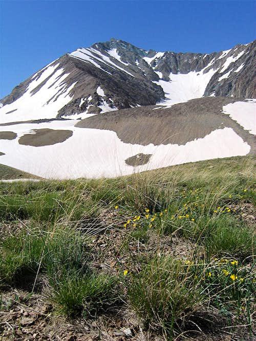 Kholeno Peak