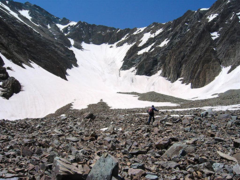 Glacier & Rubble