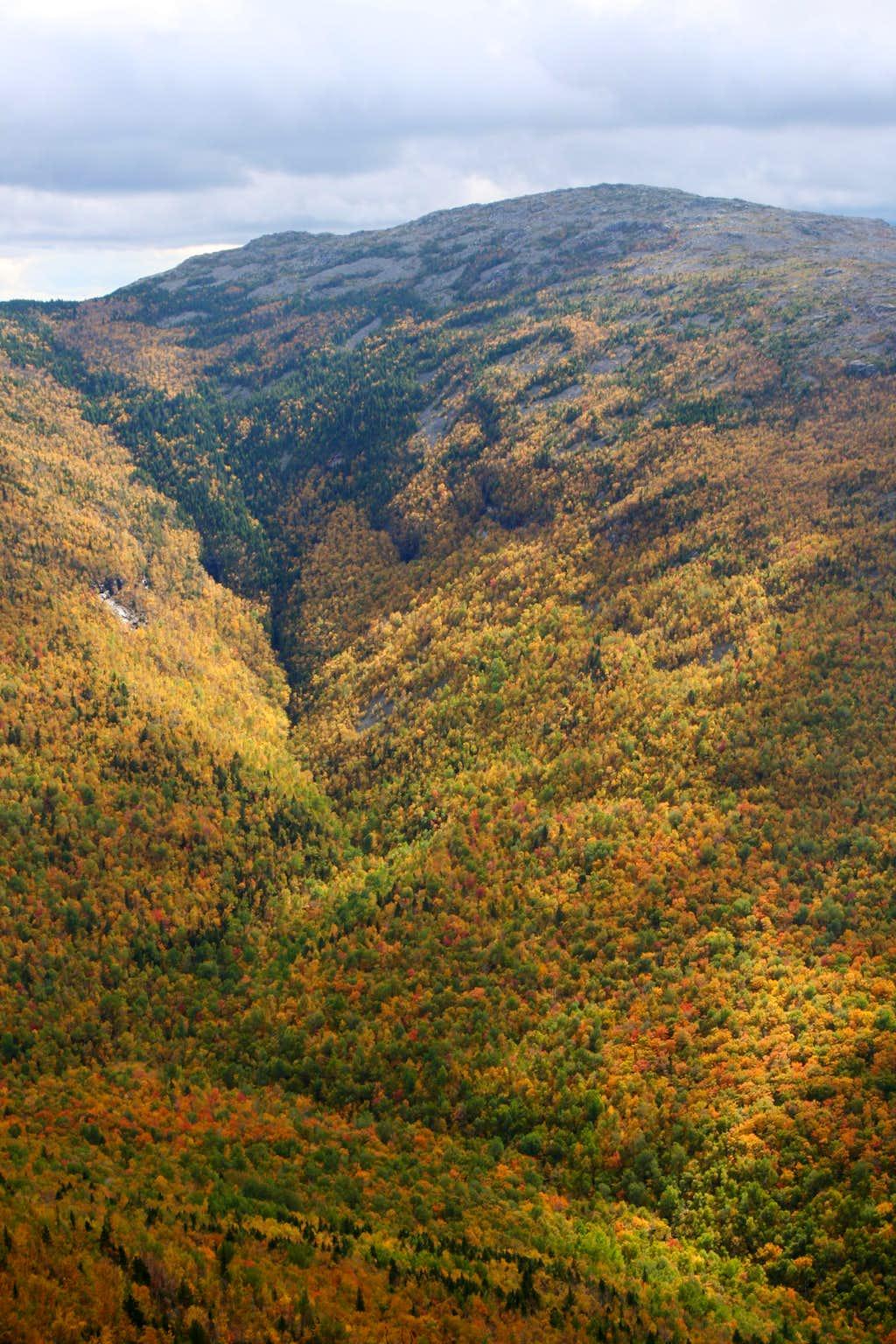 Peak of the Ridges
