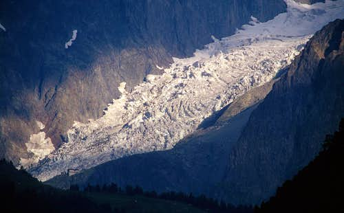Glacier du Brouillard