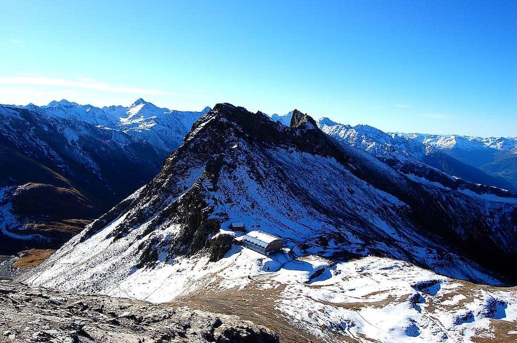 Grossglockner Range