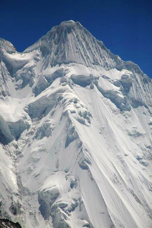Chogolisa Group Peak, Karakoram, Baltistan