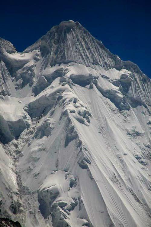 Chogolisa (7668-M), Group Peaks, Karakoram, Pakistan