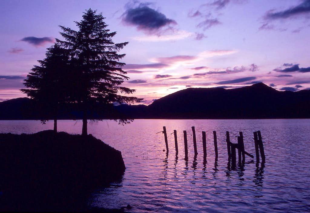 Loch Linnhe Afterglow