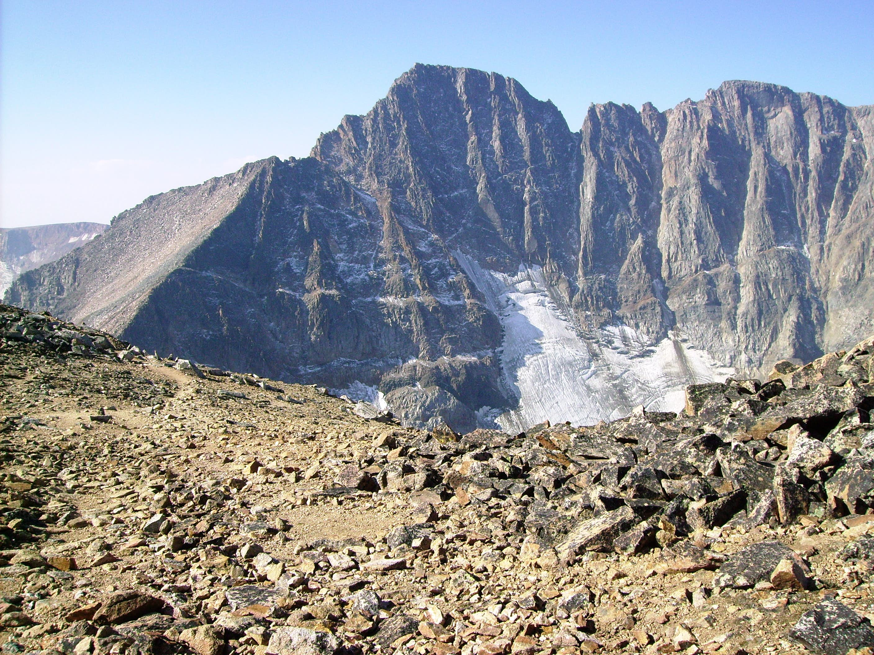 Granite Peak, You\'ve Eluded Me