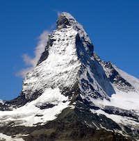 Matterhorn - Hornli Ridge