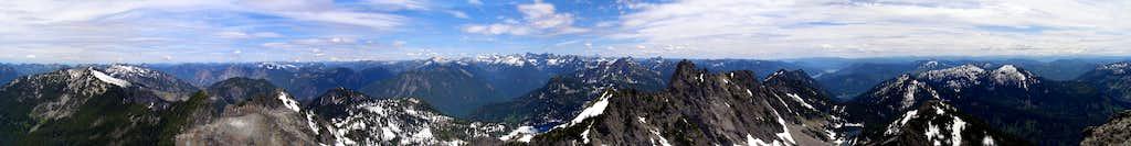 Kaleetan Peak 360° View