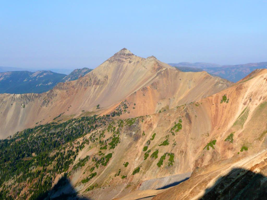 Tieton Peak from...