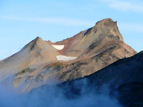 Ives Peak from...