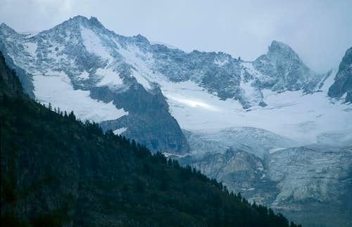Glacier d'Entrèves