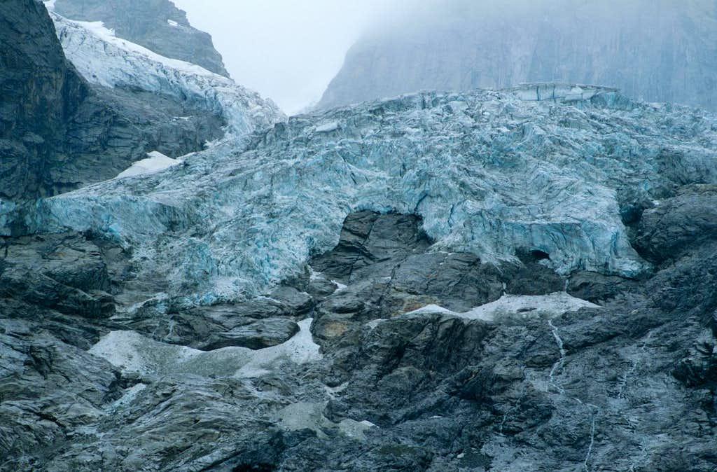 Frébouze glacier