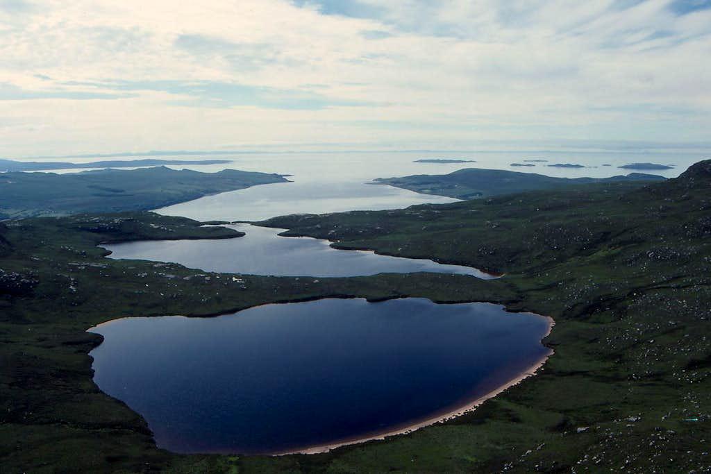More Water Than Land