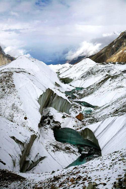 Baltoro Glacier, Karakoram, Baltistan