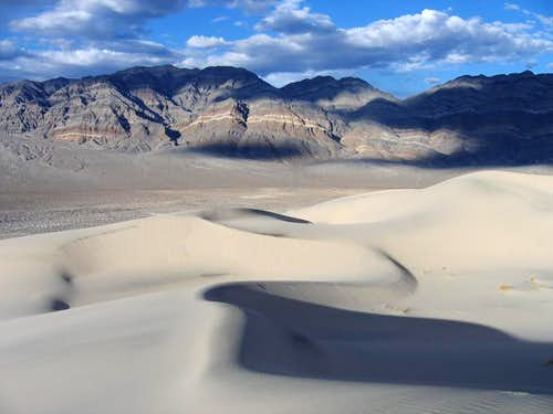 Desert Peaks Section (DPS Peaks List)
