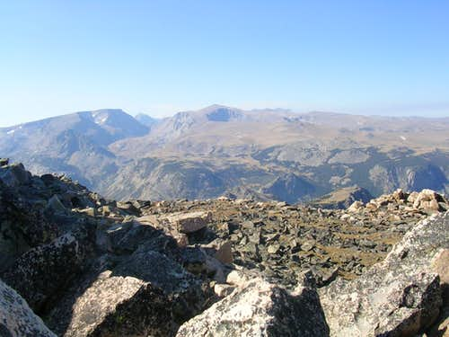 Beartooth Plateau