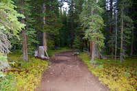 Awesome Trail to East Ridge Quandary Peak