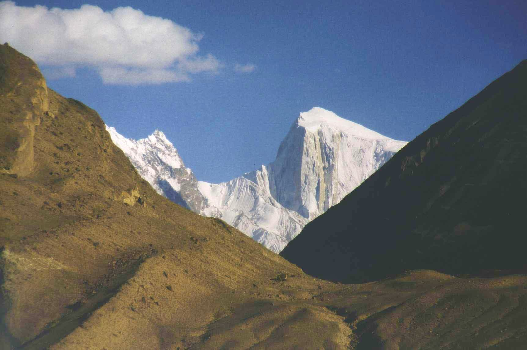 Spantik Karakoram Expedition