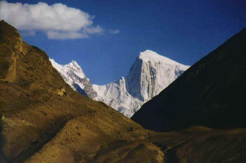 Spantik Karakoram Expedition