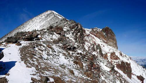 The Southeast Ridge...