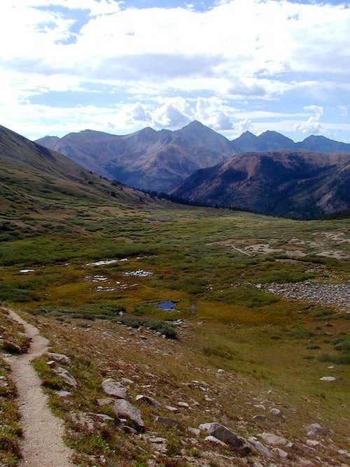 La Plata Basin and Huron Peak