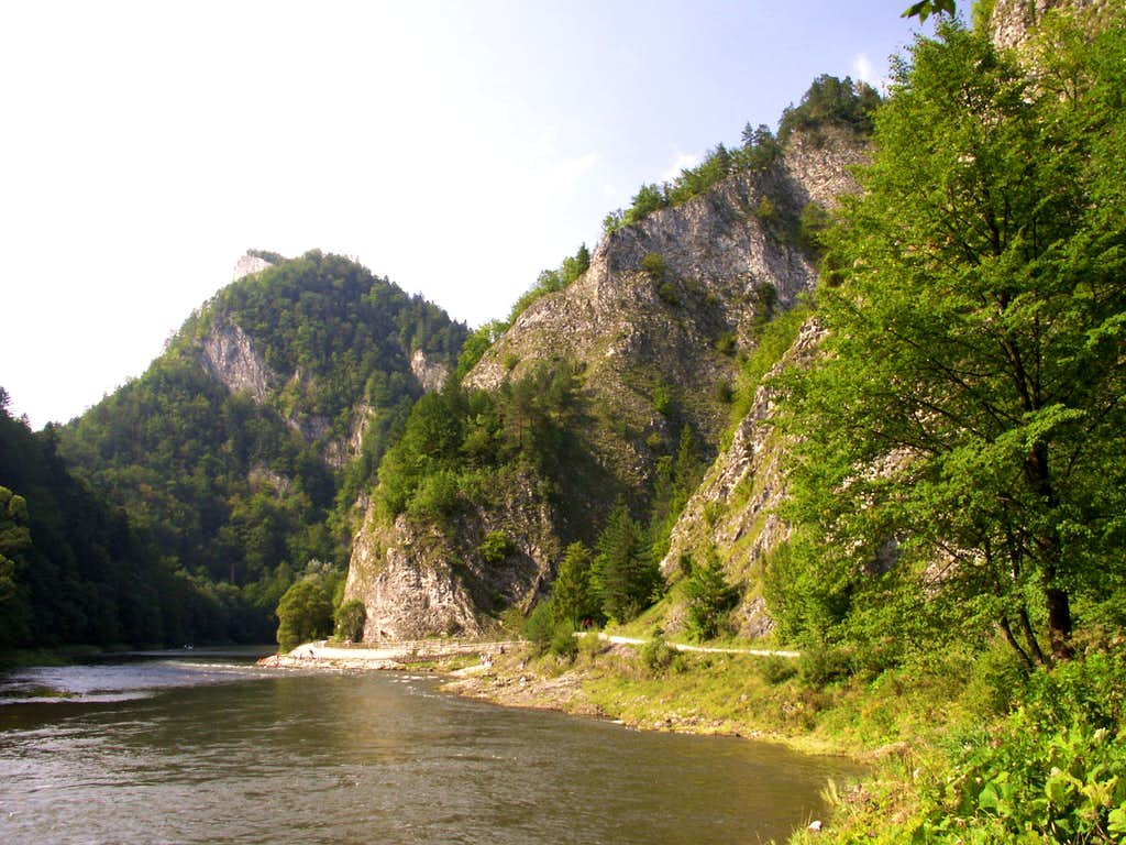 From Dunajec Gorge...