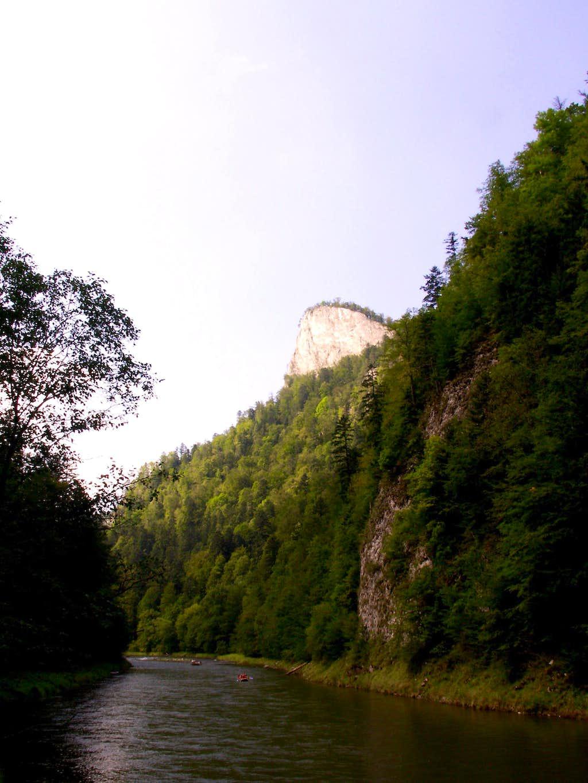 Gorge and Sokolica...