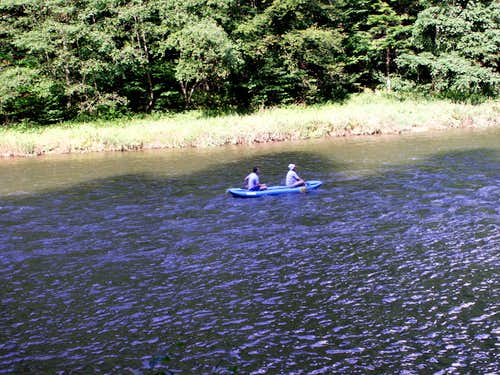 Two rafters...