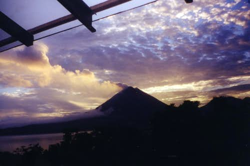 Mount Arenal/Arenal Volcano